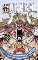 Couverture L'Aventure d'Oz - One Piece, tome 48