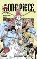 Couverture Nightmare Luffy - One Piece, tome 49
