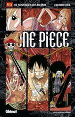 Couverture De nouveau face au mur - One Piece, tome 50