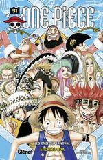 Couverture Les Onze Supernovae - One Piece, tome 51