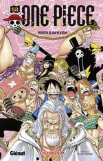 Couverture Roger & Rayleigh - One Piece, tome 52