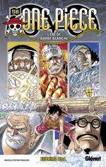 Couverture L'Ère de Barbe Blanche - One Piece, tome 58