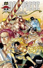 Couverture La Mort de Portgas D. Ace - One Piece, tome 59