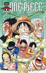 Couverture Petit frère - One Piece, tome 60