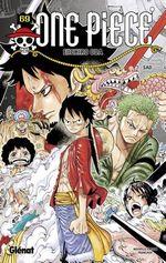 Couverture SAD - One Piece, tome 69