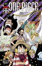 Couverture Cool Fight - One Piece, tome 67