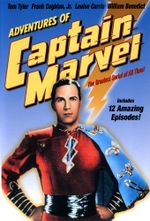 Affiche The Adventures of Captain Marvel