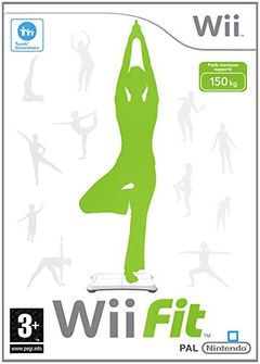Jaquette Wii Fit