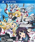 Jaquette Infinite Stratos 2 : Ignition Hearts