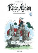Couverture Personne n'attrape une rivière - Ralph Azham, tome 8
