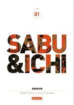 Couverture Sabu et Ichi, tome 1