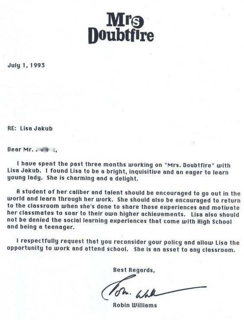 Pta Readmission Letter Sample