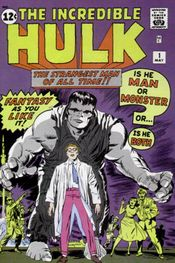 Couverture The Incredible Hulk #1