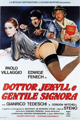 Affiche Dr. Jekyll Likes Them Hot