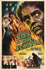 Affiche The Son of Dr. Jekyll