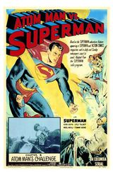 Affiche Atom Man vs Superman