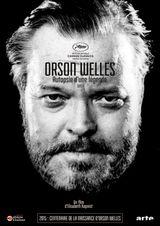 Affiche Orson Welles, autopsie d'une légende