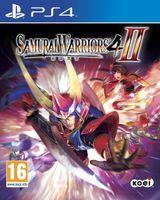 Jaquette Samurai Warriors 4-II