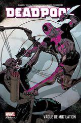 Couverture Deadpool : Vague de Mutilation