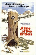 Affiche A Tale of Two Critters