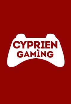 Affiche Cyprien Gaming