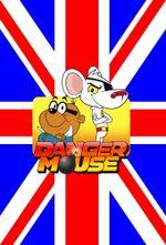 Affiche Danger Mouse (2015)
