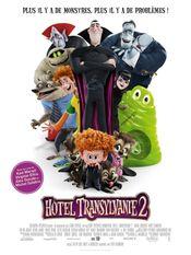 Affiche Hôtel Transylvanie 2