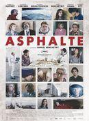 Affiche Asphalte