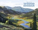 Couverture The Art of the Good Dinosaur