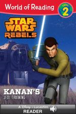 Couverture World of Reading's Star Wars : Rebels - Kanan's Jedi Training