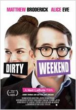 Affiche Dirty Weekend