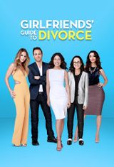 Affiche Girlfriends' Guide to Divorce