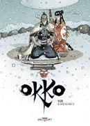 Couverture Le Cycle du vide : Deuxième Partie - Okko, tome 10