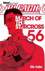 Couverture March of the Starcross - Bleach, tome 56