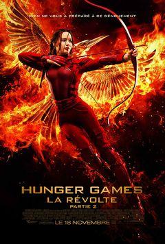Affiche Hunger Games : La Révolte, partie 2