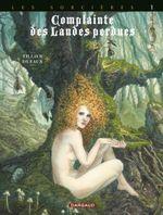 Couverture Complainte des landes perdues - Cycle 3 - Tome 1 - Tête noire