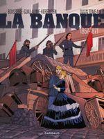 Couverture La Banque - Tome 4 - Le Pactole de la Commune