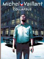 Couverture Michel Vaillant - Nouvelle saison - Tome 4 - Collapsus