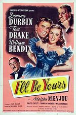Affiche I'll Be Yours