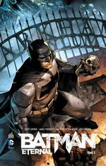 Couverture Batman Eternal, tome 3