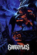 Affiche Gargoyles : Les Anges de la nuit
