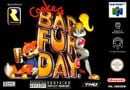 Jaquette Conker's Bad Fur Day