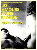 Affiche Les Amours d'une blonde