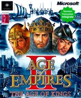 Jaquette Age of Empires II : The Age of Kings