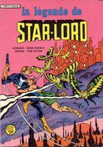 Couverture La légende de Star-Lord