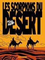 Couverture Les Scorpions du Désert - Les Scorpions du Désert, tome 1