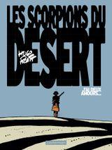 Couverture J'ai deux amours... - Les Scorpions du désert (NE), tome 2
