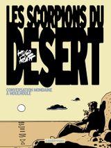 Couverture Conversation mondaine à Moulhoule - Les Scorpions du désert (NE), tome 4