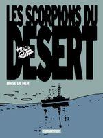 Couverture Les Scorpions du Désert - Brise de mer , tome 5