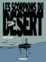 Couverture Brise de mer - Les Scorpions du désert (NE), tome 5